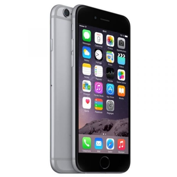 iPhone 6S Plus – Gris sidéral –