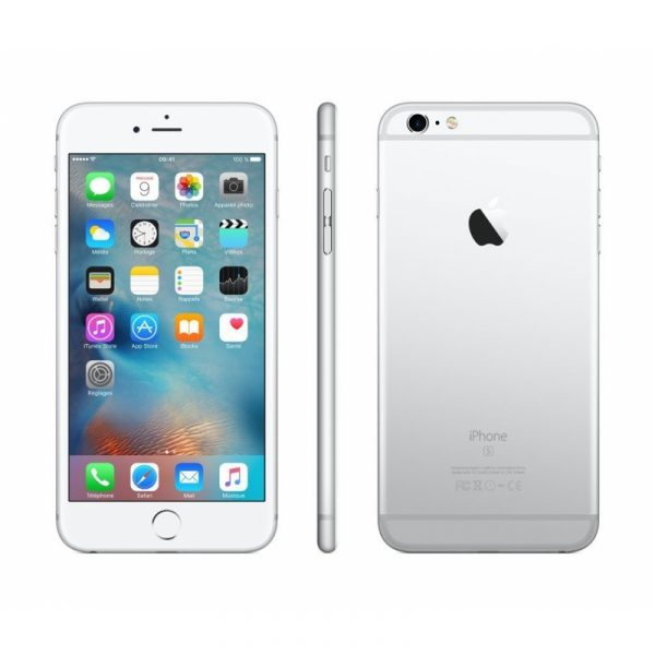 iPhone 6S Plus – Argent –