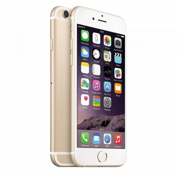 iPhone 6 – Or –