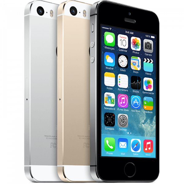 iPhone 5S – Gris sidéral –