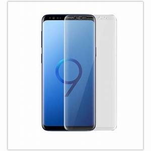 Verre trempé Samsung Galaxy S9 plus